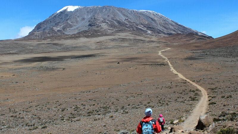 Kilimanjaro beklimmen Tanzania Specialist