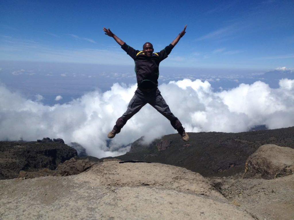 Prepare for Kilimanjaro