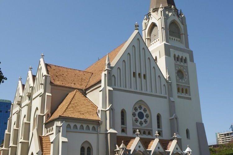 Dar es Salaam Saint Joseph's Metropolitan Cathedral